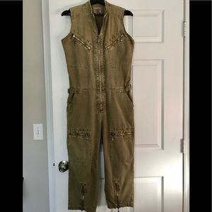 Edgy Jumpsuit by Guess, size M